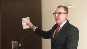 Afonso Cláudio: Majeski fala sobre fim do ensino médio na Câmara de Vereadores