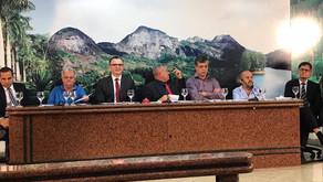 Majeski lamenta falta de segurança em Santa Maria de Jetibá durante audiência