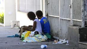 Situação de moradores de rua preocupa Majeski