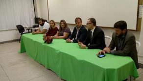 À convite, Majeski participa de aula inaugural de Mestrado no IFES Vila Velha