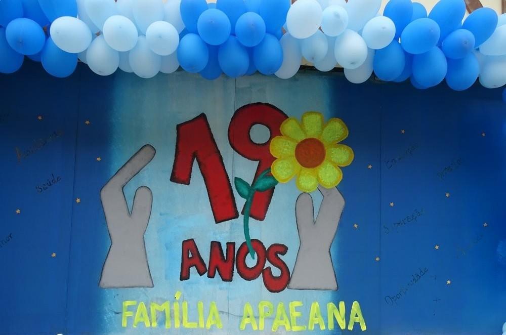 Imagem: Divulgação APAE