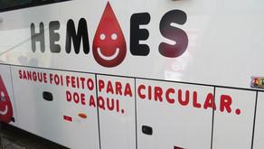 Indicação de Majeski para ampliação de unidades móveis do Hemoes