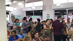 Caos na saúde: após denúncias, Majeski visita Farmácia Cidadã e Hospital Infantil em Vitória