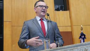 Majeski lamenta crime contra PM em Vila Velha e volta a falar sobre a Segurança