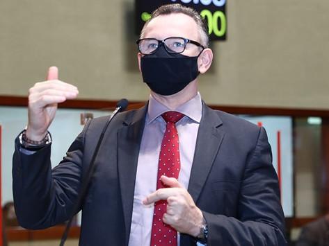 Majeski aciona Ministério Público por garantia de acessibilidade nas escolas estaduais
