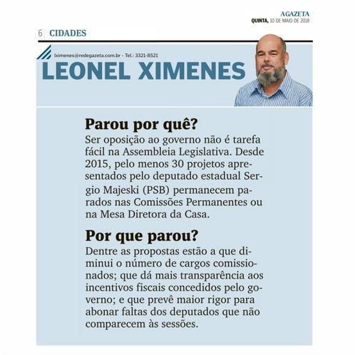 A Gazeta - 10.05