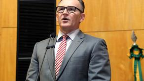 Majeski vota contra a criação do 19º assessor de gabinete da ALES