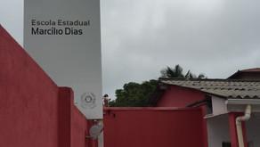Escola Marcílio Dias, em Vila Velha, recebe o deputado