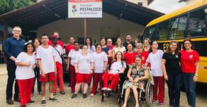 Dia do Movimento Pestalozziano passa a ser comemorado em 31 de agosto