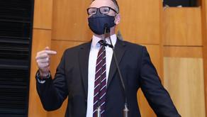 Até quando? Assembleia arquiva projeto de Majeski que garantia transparência nas finanças do Governo