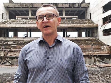 Cais das Artes: Majeski aciona Tribunal de Contas para apurar culpados por desperdício milionário