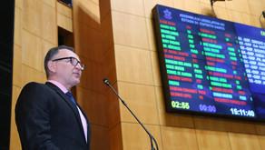 Majeski volta a falar sobre o abandono das delegacias e a falta de pessoal em todo o Estado