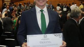Deputado Sergio Majeski é diplomado para novo mandato (2019-2023)