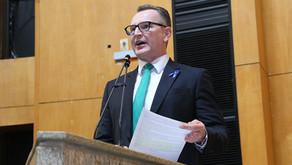 Majeski critica assinatura de TCA entre Governo e empresas poluidoras