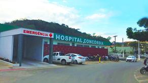 Majeski direciona mais R$ 160 mil ao Hospital Concórdia