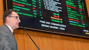 Comissão de Justiça aprova PR que dá mais transparência às votações plenárias