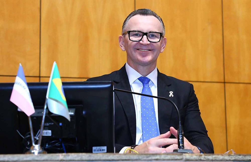 Deputado estadual Sergio Majeski