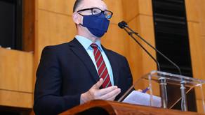 Majeski propõe criação de auxílio-gás e liberação para retirada de refeições nos restaurantes