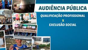 Audiência Pública discute problemas na educação e o futuro dos jovens capixabas