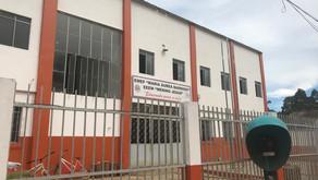 Muniz Freire: Comunidade de Menino Jesus comemora reabertura da escola