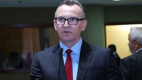 Contas de Hartung de 2015 é aprovada contra o voto de Sergio Majeski