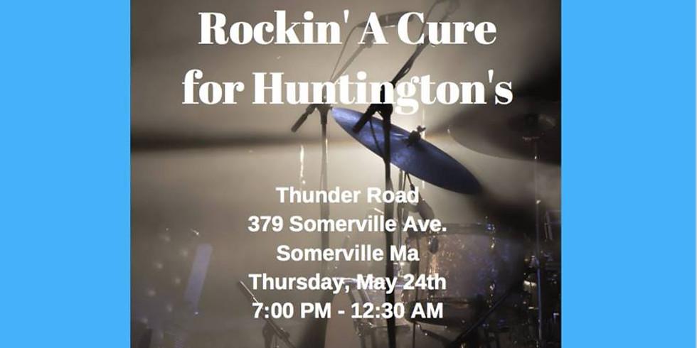 Rockin' A Cure for Huntington's