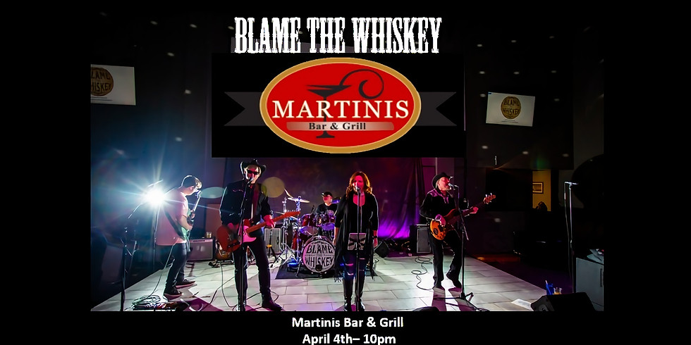Martinis Bar & Grill