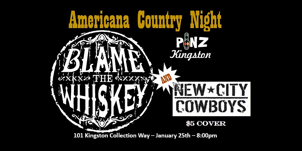 Americana Country Night
