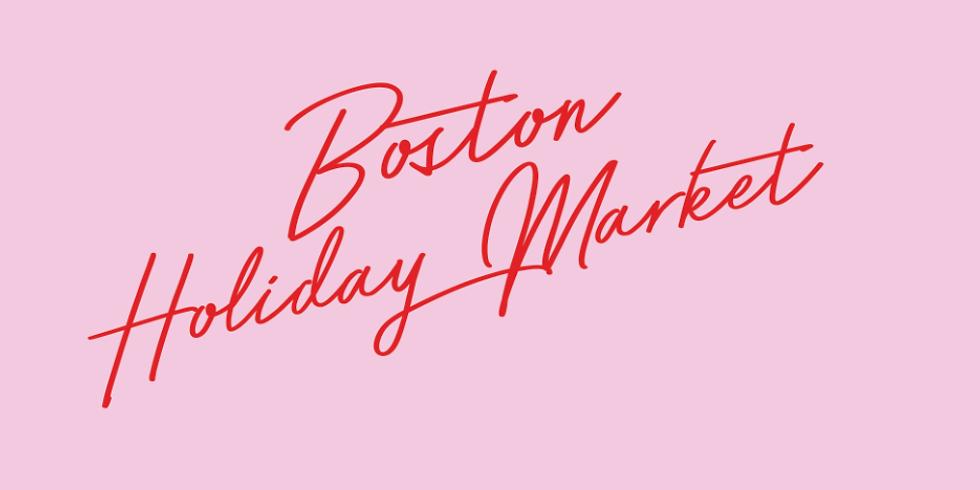 Unique Markets Holiday Pop-Up Boston