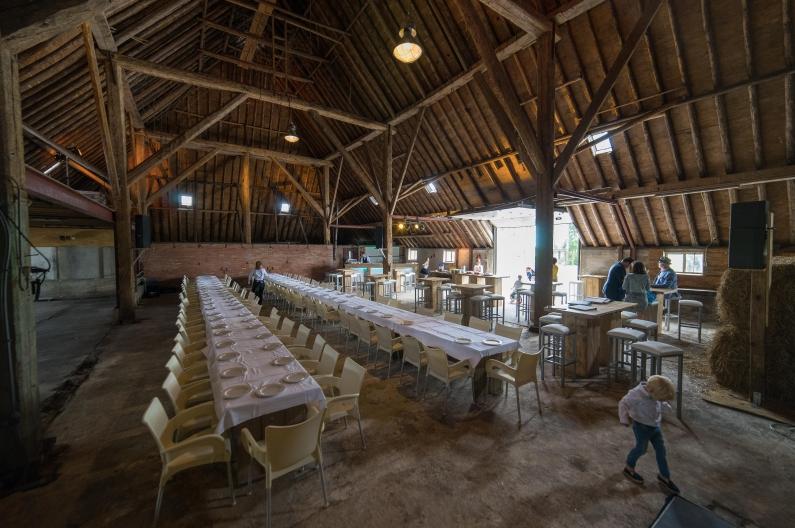 Unieke feestlocatie Friesland