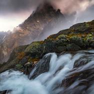 Prostredný hrot, Malá Studená dolina, Vysoké Tatry