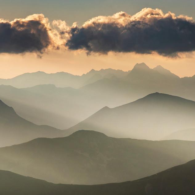 Hory tatranské nekonečné