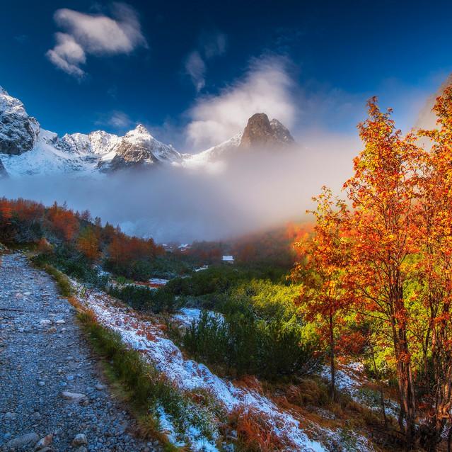 Jeseň a zima