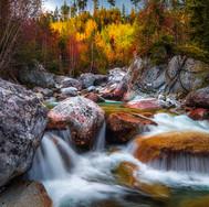 Divoké vody Tatier