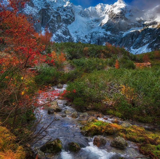 Jeseň v doline