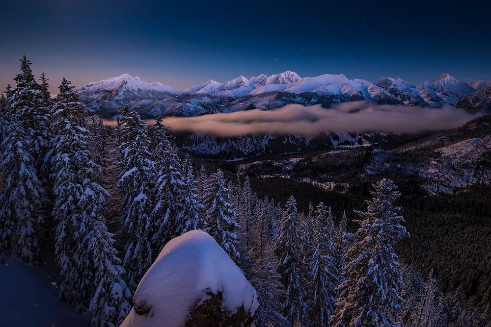 Vysoké tatry a Bielovodská dolina