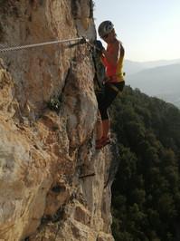 Via ferrata Monte Albano