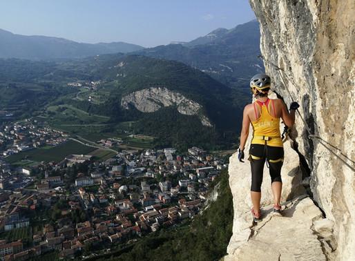 Ferraty v oblasti Lago di Garda