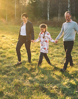 Profesionálna rodinná fotografia
