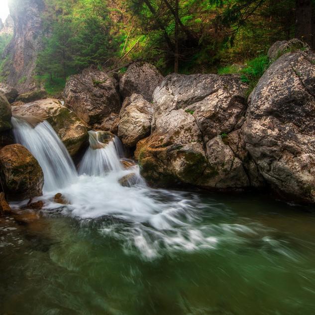 Vodopády Malej fatry