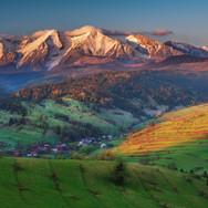 Osturňa, Zamagurie, Belianske Tatry