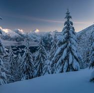 Tatranská zima