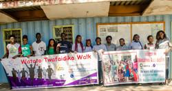 watoto twafaidika walk