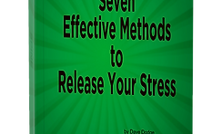 FREE ebook - Seven Effective Methods to Release Your Stress