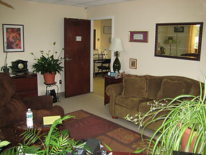 Dave's office in Mt. Kisco, N.Y.