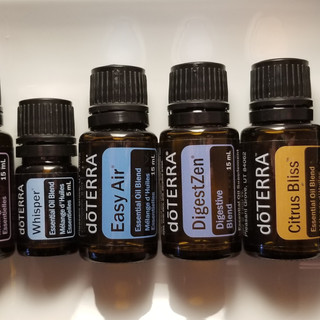Chakra Balancing with dōTERRA essential oils