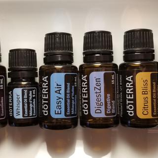 Chakra Balancing with dōTERRA essential oils