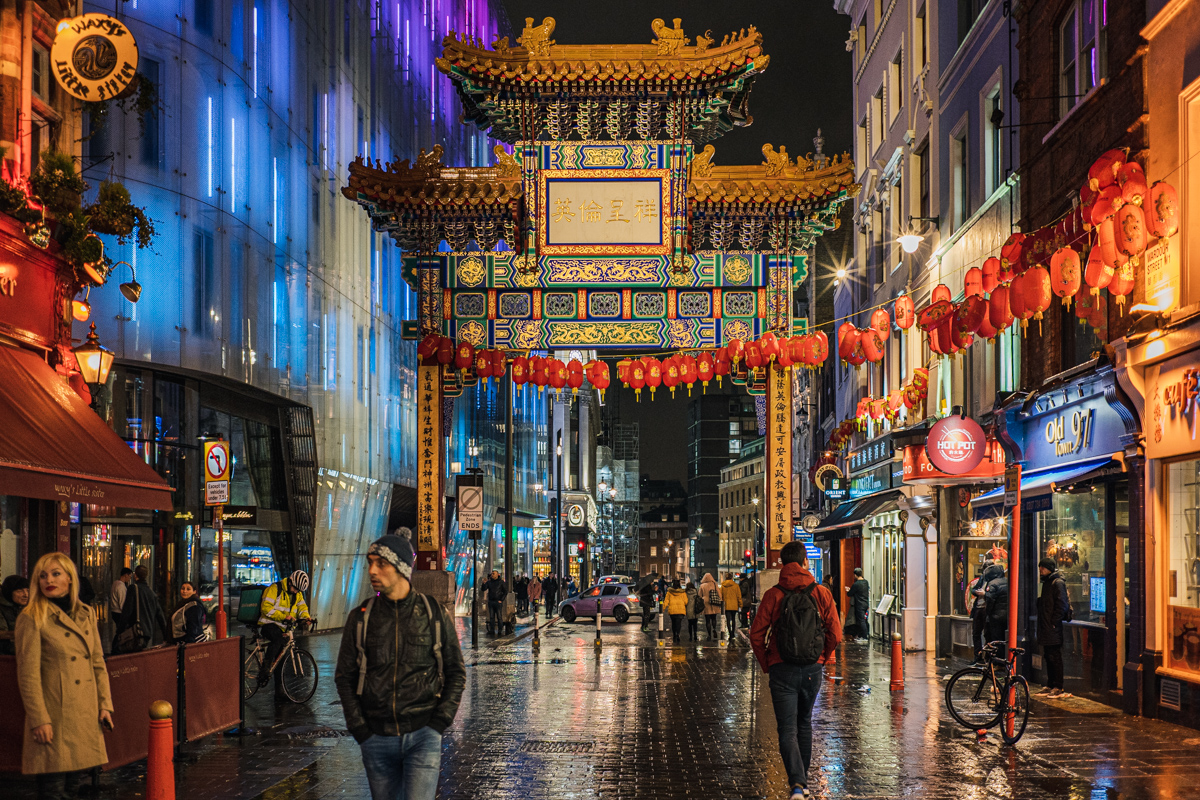 Out of Chinatown