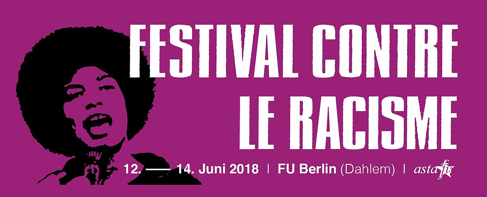 festival contre le rasisme poster