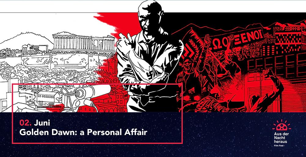 Golden Dawn: a Personal Affair | Aus der Nacht heraus ©Vasileios Synanidis